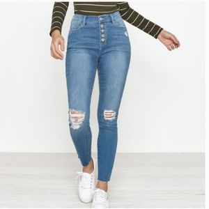 Pacsun high rise jeggings suze 27